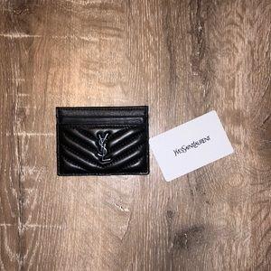 YSL CARD CASE